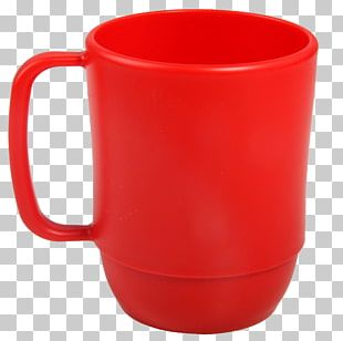 Coffee Cup Red Mug PNG
