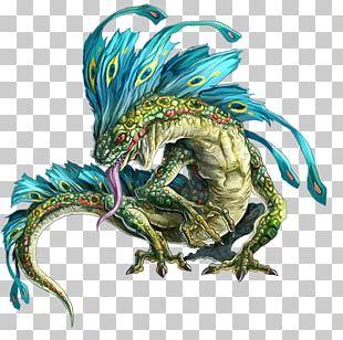 Dragon Basilisk Monster Legendary Creature Video Game Walkthrough PNG