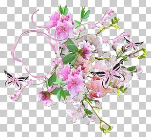 Floral Design Flower Bouquet Pink Cut Flowers PNG