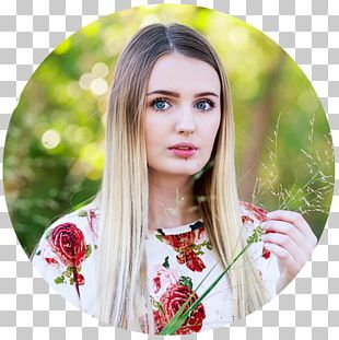 Hair Coloring Floral Design Flower Human Hair Color Blond PNG