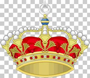 Crown Coroa Real Heraldry PNG