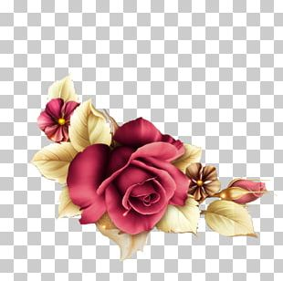 Flower Vase Floral Design Rose PNG