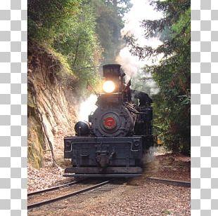 Steam Engine Train Car Locomotive PNG