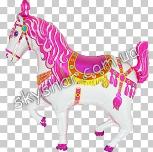 Toy Balloon Birthday Party Horse PNG
