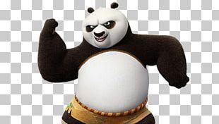 Po Giant Panda Kung Fu Panda DreamWorks Animation Film PNG