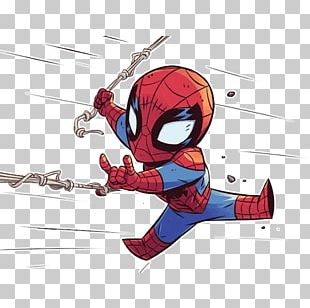 Spider-Man Drawing Marvel Comics Superhero PNG
