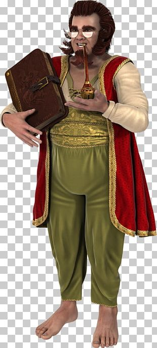 Magician The Lord Of The Rings: The Return Of The King Costume PNG