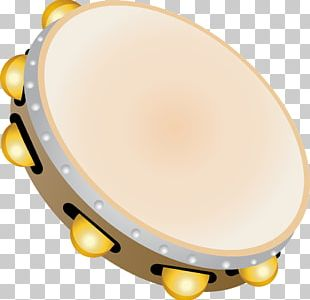 Musical Instruments Tambourine Percussion PNG