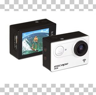 Action Camera 4K Resolution High-definition Video High-definition Television PNG
