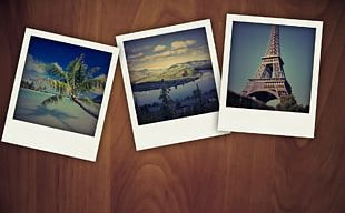 Photographic Film Instant Camera Stock Photography PNG