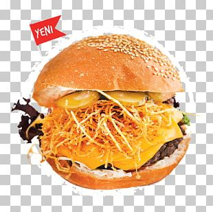 Cheeseburger Hamburger Slider McDonald's Big Mac Buffalo Burger PNG