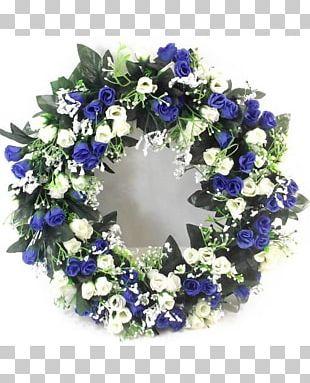 Cut Flowers Wreath Floral Design Artificial Flower PNG