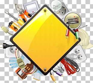 Electrician Electrical Engineering Computer File PNG