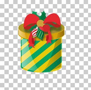 Gift Drawing Christmas Box Animaatio PNG