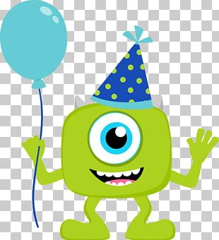 Wedding Invitation Mike Wazowski James P. Sullivan Birthday Monsters PNG