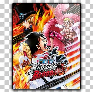 One Piece: Burning Blood Naruto: Ultimate Ninja Storm PlayStation 4 Xbox One Video Game PNG