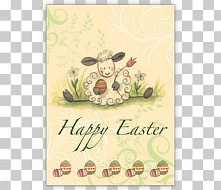 Greeting & Note Cards Easter Postcard Paper Post Cards PNG