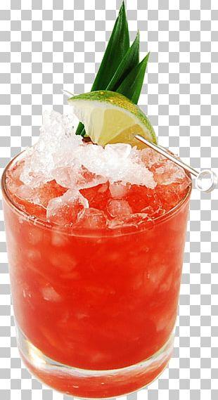 Bay Breeze Cocktail Garnish Sea Breeze Piña Colada PNG