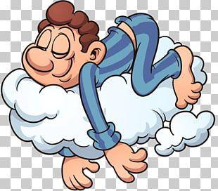 Cartoon Sleep PNG