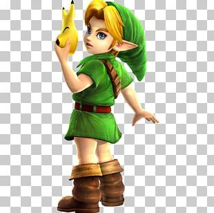 Link Hyrule Warriors The Legend Of Zelda: Majora's Mask The Legend Of Zelda: Ocarina Of Time The Legend Of Zelda: Breath Of The Wild PNG