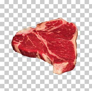 T-bone Steak Organic Food Meat Rib Eye Steak PNG