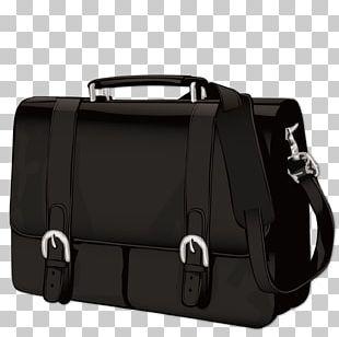Briefcase Satchel Bag PNG