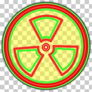 Radioactive Decay Symbol PNG
