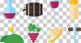 Red Wine Grape Icon PNG