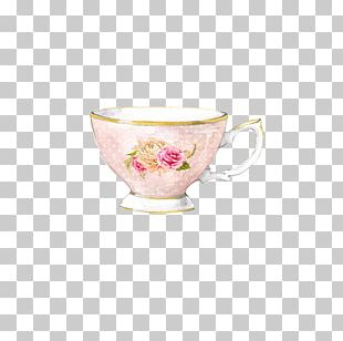 Teacup Coffee Cup Mug PNG