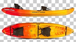 Kayak Paddle Sit On Top Canoe Paddling PNG