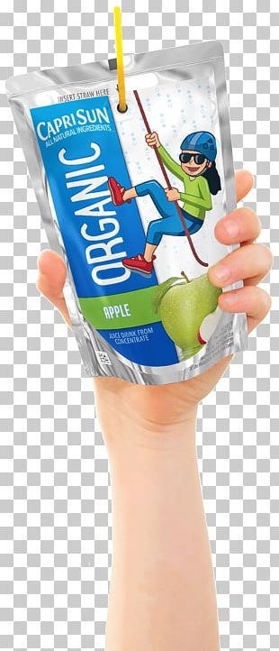 Apple Juice Punch Organic Food Capri Sun PNG