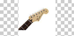 Electric Guitar Fender Stratocaster Fender Musical Instruments Corporation Sunburst PNG