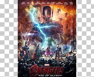 Ultron Captain America Iron Man The Avengers Film PNG