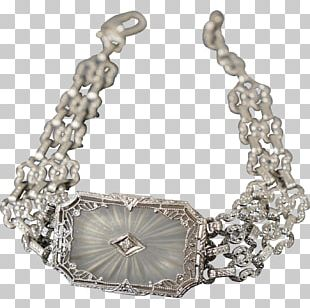 Bracelet Necklace Silver Jewelry Design Chain PNG