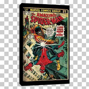 Luke Cage Spider-Man Jessica Jones Comic Book Comics PNG