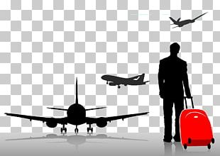 Airplane Aircraft Flight Travel PNG