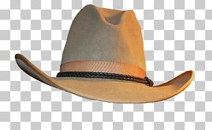 Cowboy Hat Cowboy Boot Hutkrempe PNG