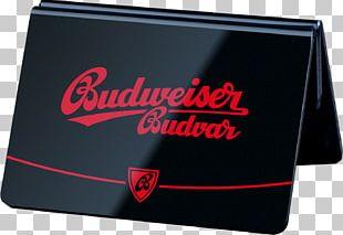 Budweiser Budvar Brewery Beer Lager PNG