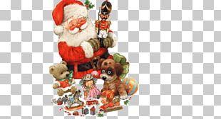 Ded Moroz Santa Claus Gift Christmas PNG