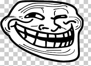 Rage Comic Internet Troll PNG