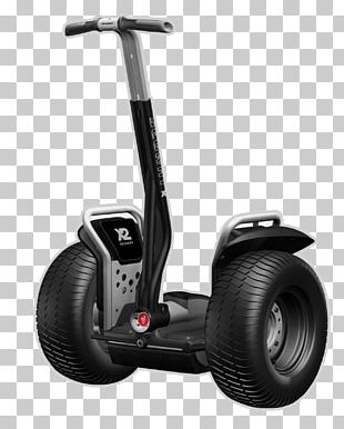 Segway PT Self-balancing Scooter Electric Vehicle PNG