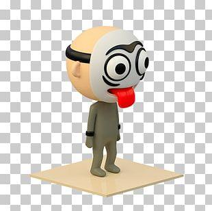 Designer Toy Cartoon PNG