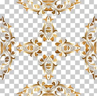 Floral Design Art Pattern PNG