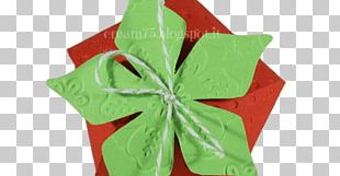 Green Christmas Ornament Leaf PNG