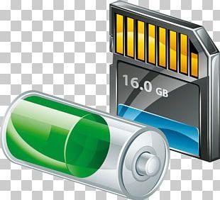 USB Flash Drives Secure Digital Computer Icons Computer Data Storage PNG