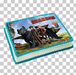 Birthday Cake Toothless How To Train Your Dragon Dekoracja Kartonowa Szczerbatek Jak Wytresować Smoka PNG