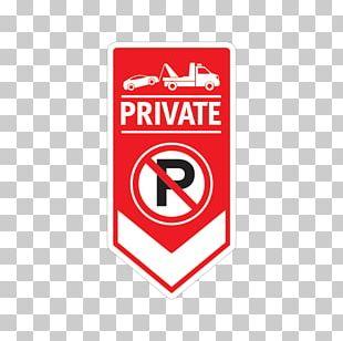 Label Sticker Logo Brand Parking PNG