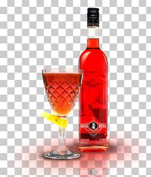 Wine Cocktail Biercée Liqueur Spritz PNG