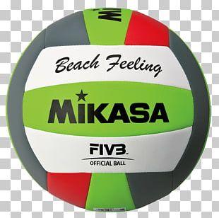 Beach Volleyball Mikasa Sports Football PNG