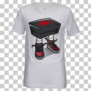 T-shirt Jumpman Air Jordan Shoe Nike PNG